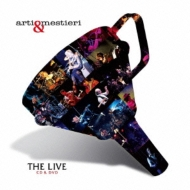 Arti & Mestieri - The Live (CD+DVD)